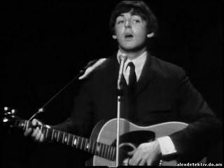 Первое исполнение Полом Маккартни песни «Yesterday»